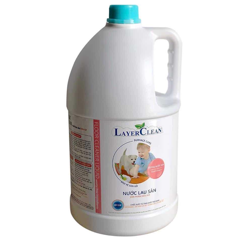 Nước lau sàn hương quế (5 Lít)