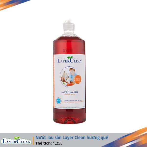 Nước lau sàn hương quế (1.25 Lít)