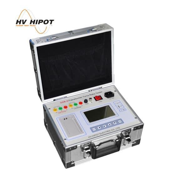 Thiết bị đo tỷ số biến 3 pha tự động GDB-D - HV Hipot - Trung Quốc