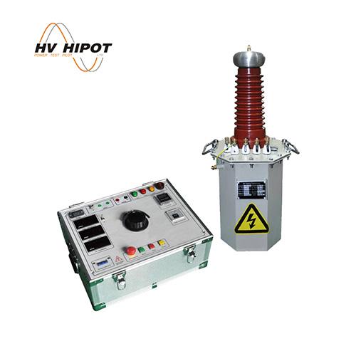 Thiết bị thử cao áp AC/DC 100 kV AC / 100 kV DC (loại điều khiển thủ công) GDYD-105D - HV Hipot - Trung Quốc