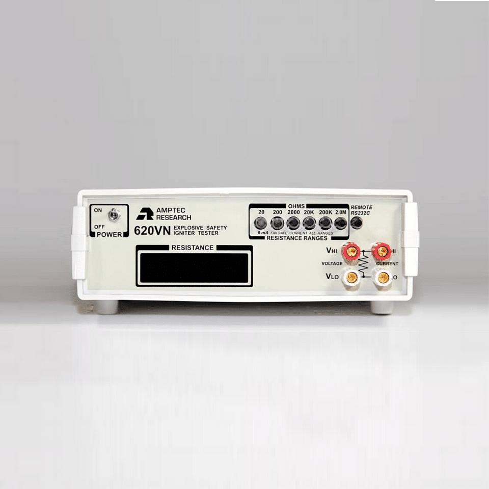 Thiết bị đo điện trở kíp mìn an toàn nội tại 620VN - Hãng Amptec Research - Mỹ