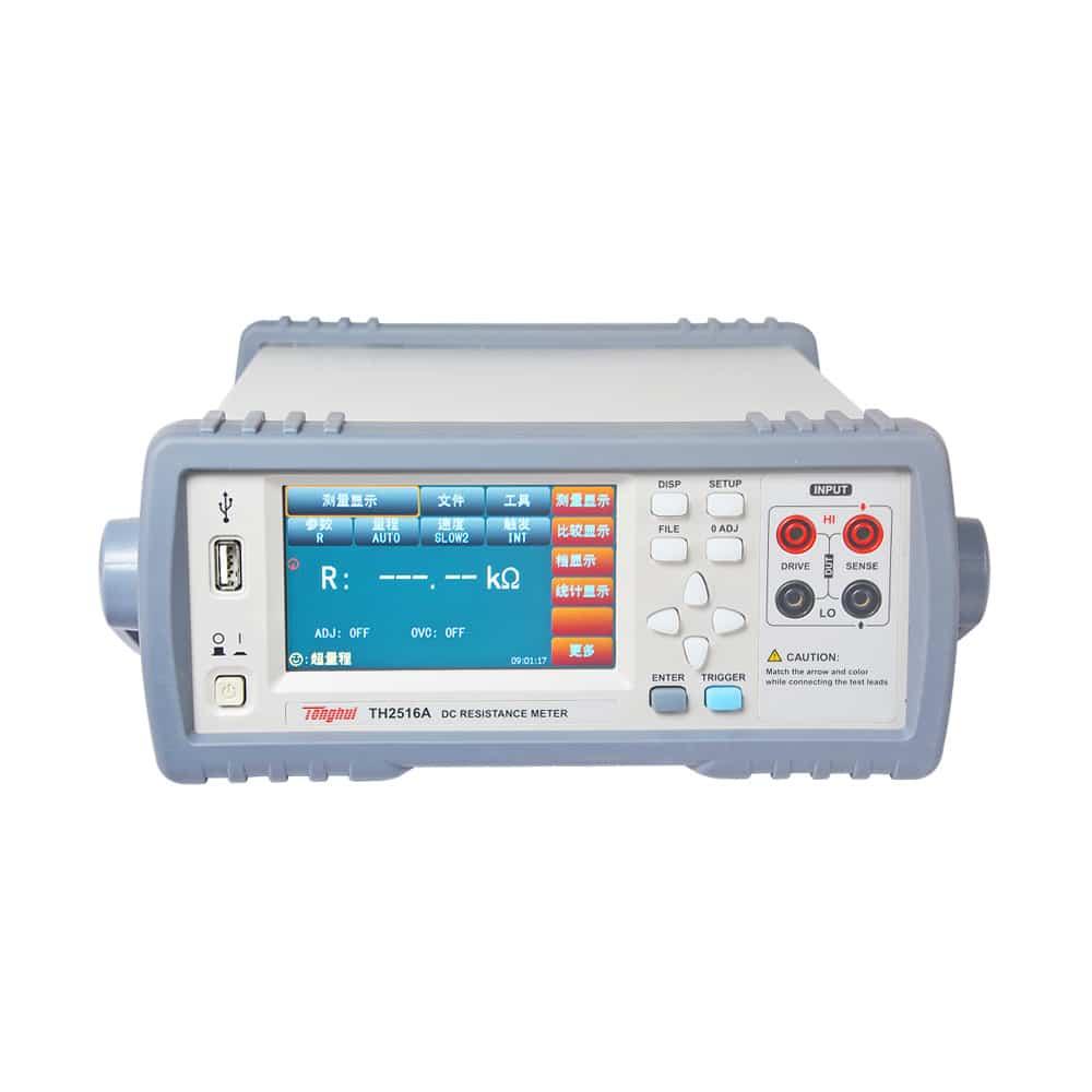 Thiết bị đo điện trở ruột dẫn TH2516A