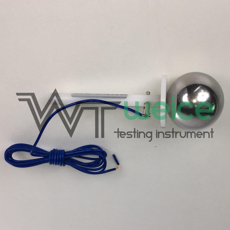 Que thử hình quả cầu đường kính 50 mm (IEC 61032 - Đầu dò thử nghiệm A)