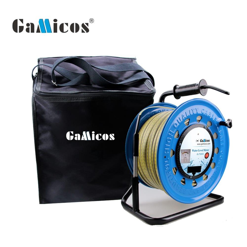 Thước đo mực nước ngầm đến 300 mét GLT-500A - Hãng Gamicos - Trung Quốc