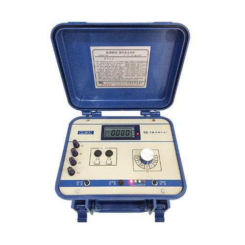 Thiết bị đo điện trở một chiều cuộn dây máy biến áp QJ84A - Trung Quốc