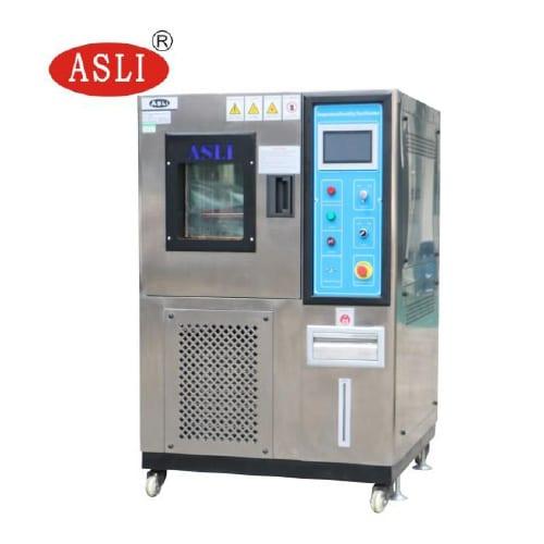 Tủ thử nghiệm nhiệt độ, độ ẩm lập trình được 150 lít TH-150-C - Hãng ASLI - Trung Quốc