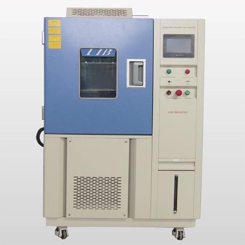 Tủ thử nghiệm nhiệt độ, độ ẩm lập trình được 100 lít TH-100A - Hãng LIB INDUSTRY - Trung Quốc